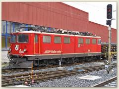 """09r Ge 6/6 II Nr. 704 """"Davos"""""""