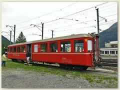 19r B 2305 - 2. Klass Personenwagen mit Mitteleinstieg