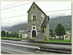 25r Ehemaliges Betriebsgebäude der RhB in Zuoz