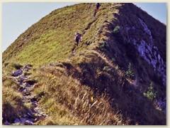 04 Aufstieg zum Pointe de Balachaux