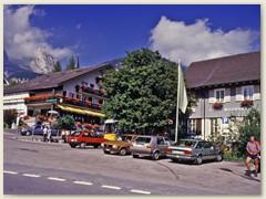 Wildhaus, Geburtsort des Refokrmators Huldrych Zwingli