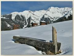 07 Auf der Alp Runca mit Piz Riein