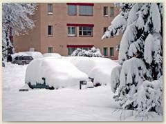 06r Parkplatz der BEB Wohnsiedlung