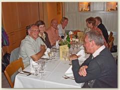14_Marcel, Maria, Christian mit Kollegin, Hugo, Liska und Hans