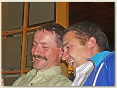 21_Lustig haben es Thomas und Marcel