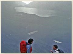 11 Auf dem Col de Susanfe 2494 m. Ein breiter Einschnitt zwischen der haute Cime und der Tour Sallière