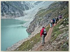 04 Lago Sfundau 2392 m.