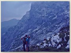 11 Auf dem Tilisunafürggeli 2226 m