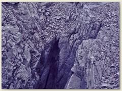16 Werner Bausch auf dem Grenzgrat der Sulzfluh auf ca 2800 m