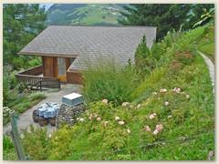 20 Blick auf die Terrasse im August 2004