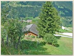 21 Vom oberen Fussweg Richtung Alp Runca, Aug. 2003