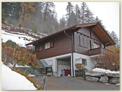 30 Herbst mit erstem Schnee, November 2007