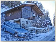 31 Winter - Schneeketten für mich obligatorisch, Dezember 2007