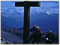 07 Auf dem Gipfel des Rohrbachstein 2950 m