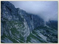 05 Nach dem Furggele Pass 2395 ins Eulo herunter