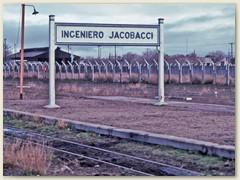 01 Hier Beginnt die Strecke des Patagonien Express - La Trochita