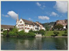 18 Stein am Rhein, Kleinod am Fusse der Burg Hohenklingen