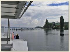 24 Mannenbach liegt am Südufer des Untersees gegenüber der Insel Reichenau