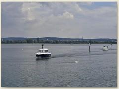 26 GPS im See - Für die Schifffahrt bei Nebel